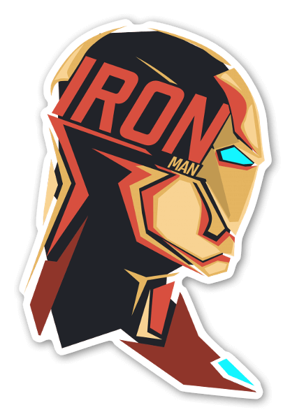 Billionaire playboy sticker