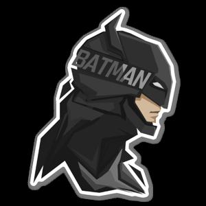 Because I'm ......  sticker