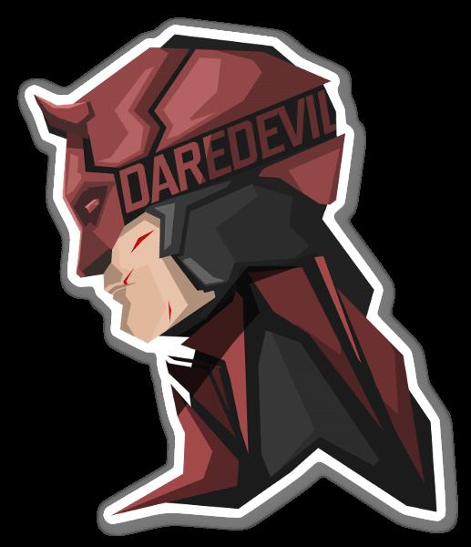 The Devil sticker