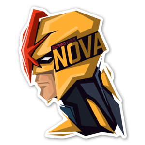 Power Of The Nova Force!  sticker