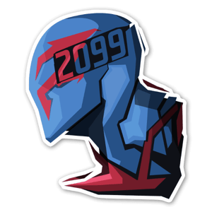 Classic 2099 sticker