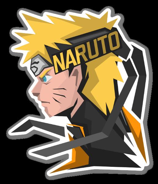 Naruto! sticker