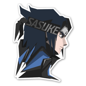 Sasuke! sticker