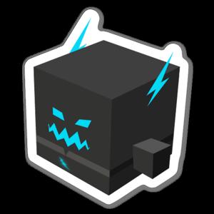 Blox Demon - Zoom  sticker