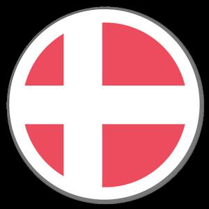 Dänemark sticker