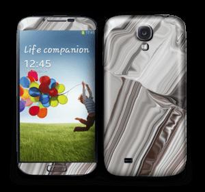 Pehmeä  tarrakuori Galaxy S4