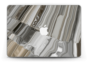 Melting Gold Skin MacBook Pro Retina 13