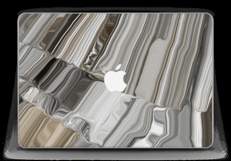 """Skin Melting Gold Skin MacBook Pro Retina 13"""" 2015"""