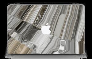 "Skin Melting Gold Skin MacBook Air 11"""