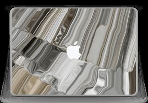 Melting Gold Skin MacBook Pro 13