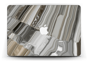 Melting Gold Skin MacBook Air 13