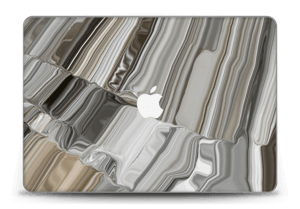 Melting Gold Skin MacBook Pro Retina 15