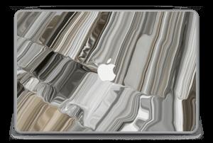 Melting Gold Skin MacBook Pro 15