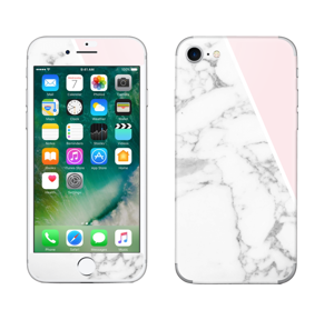 Marble and Pink Skin IPhone 7