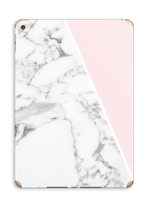 White Marble and pink pastell Skin IPad Air 2