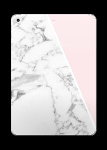 Rosa och marmor  Skin IPad 2017