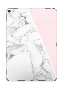 Marble and Pink Skin IPad Pro 10.5