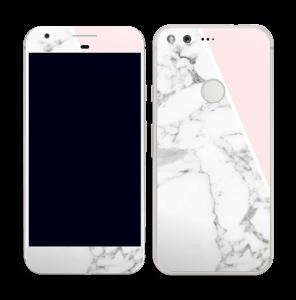 Marmor og rosa Skin Pixel
