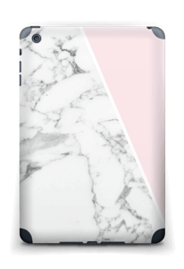 Marble and Pink Skin IPad mini 2 back