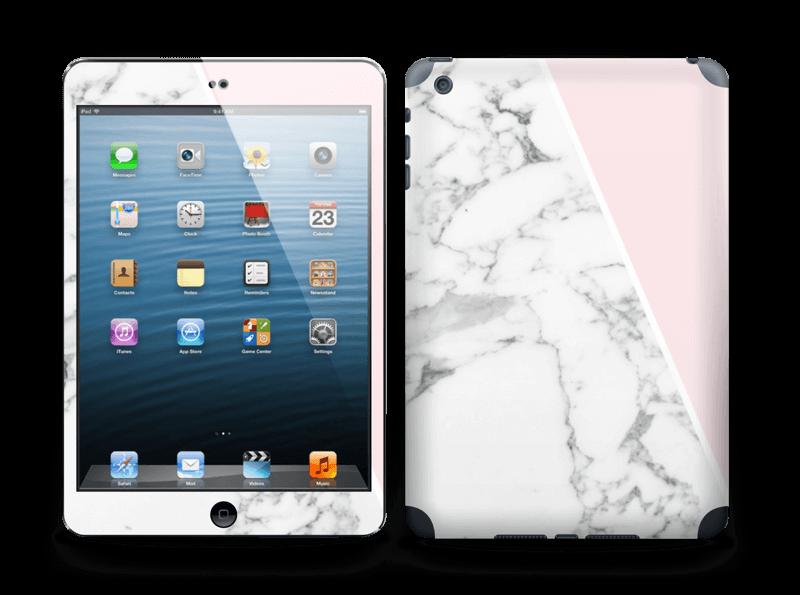 Marmor og rosa Skin IPad mini 2