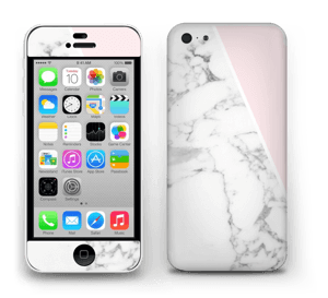 Skin marbre & rose Skin IPhone 5c