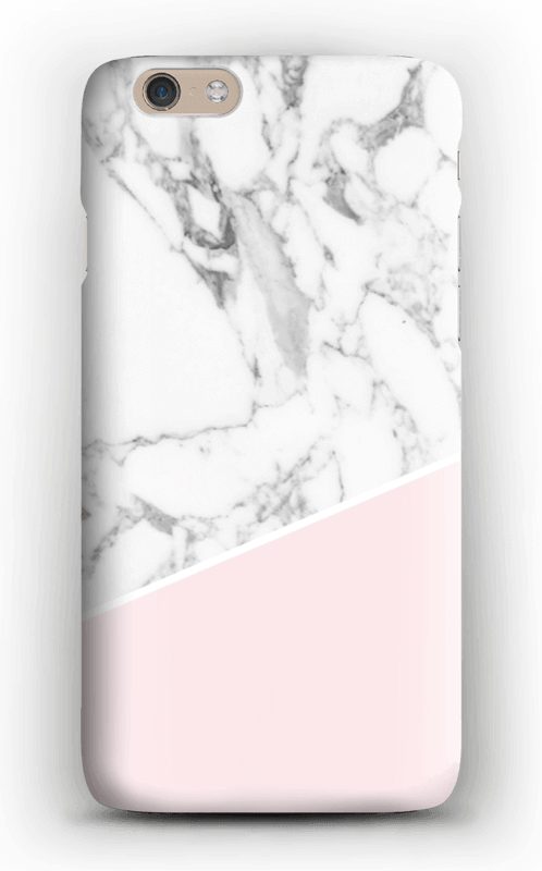 Marble with a touch of white case IPhone 6