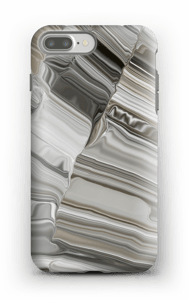 Melting Gold deksel IPhone 7 Plus tough