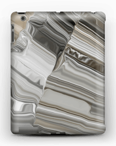 Melting Gold deksel IPad 4/3/2