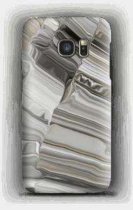 Melting Gold case Galaxy S7