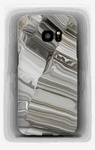 Smeltend goud hoesje Galaxy S7 Edge
