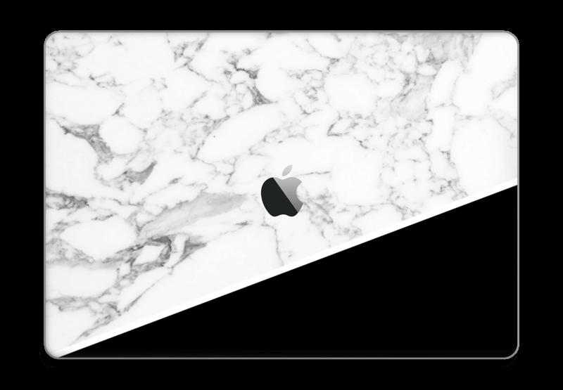 "Skin marbre & noir Skin MacBook Pro 15"" 2016-"