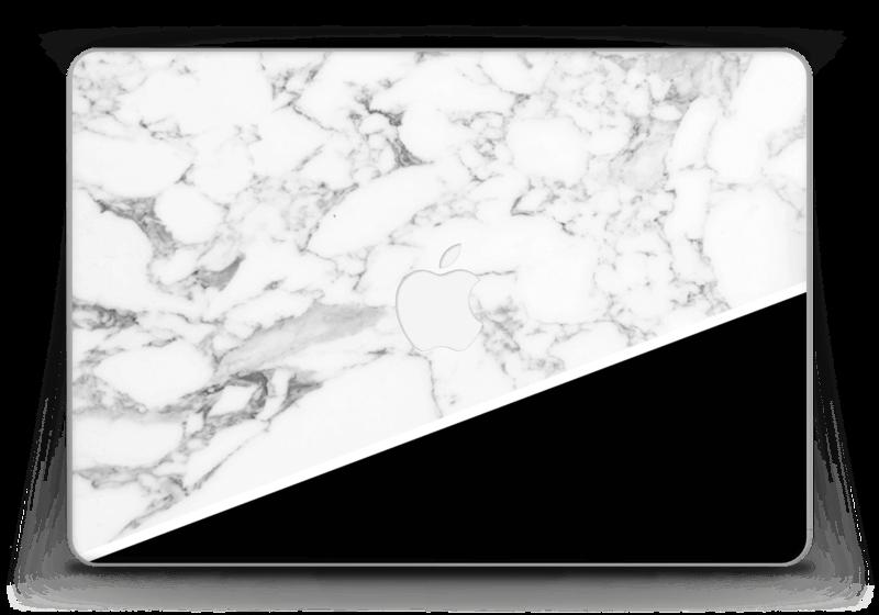 """Skin marbre & noir Skin MacBook Pro Retina 13"""" 2015"""