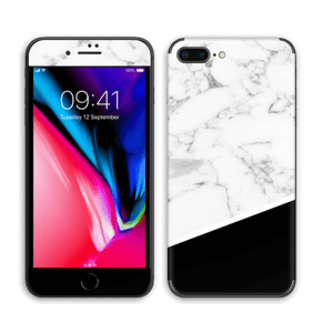 Black and White  Skin IPhone 8 Plus