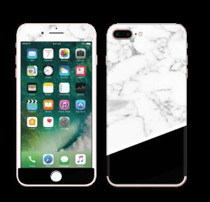 Black and White  Skin IPhone 7 Plus