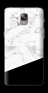 Svart och vitt Skin OnePlus 3