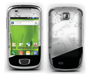 Black and White  Skin Galaxy Mini
