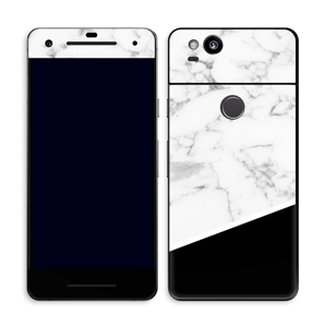 Black and White Skin Pixel 2