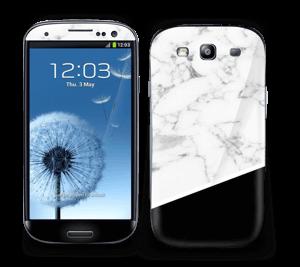 Black and White  Skin Galaxy S3
