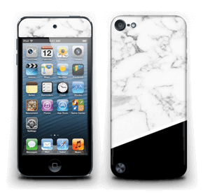 Black and White Skin IPod Touch 5th Gen