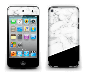 Black and White  Skin IPod Touch 4th Gen