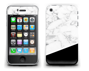 Black and White  Skin IPhone 3G/3GS
