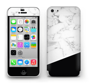 Black and White Skin IPhone 5c