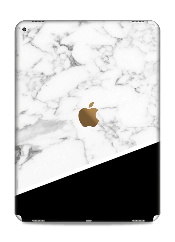 Black and White Skin IPad Pro 12.9