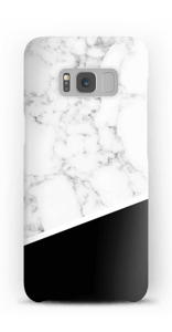 Black and White case Galaxy S8