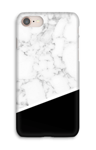 Black and White case IPhone 8