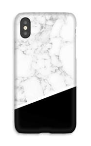 Bianco e nero cover IPhone X