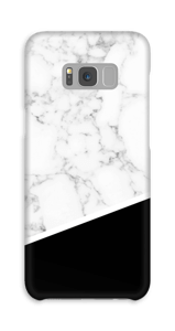 Black and White case Galaxy S8 Plus