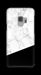 Schwarz - Weiß Handyhülle Galaxy S9