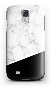Black and White case Galaxy S4