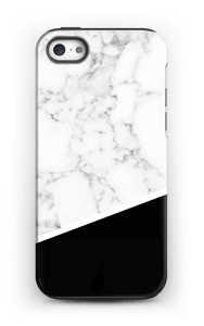Black and White case IPhone 5/5s tough